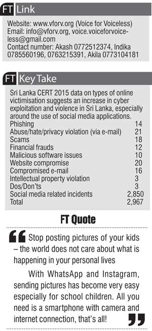 Cyber exploitation rises in Sri Lanka | Daily FT