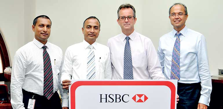 HSBC backs forum on SL's greater economic cooperation plans