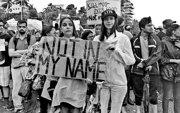 Actress-Shabana-Azmi-protests-saying-'Not-in-My-Name-in-Mumbai'---Pic-by-Scoll