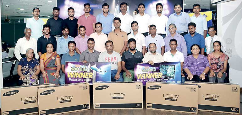 Win big with mCash' concludes with prizes and surprises worth