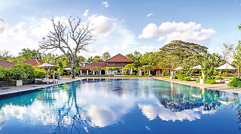 Ulagalla by uga escapes sweeps golden panther award for for Best boutique hotels 2017