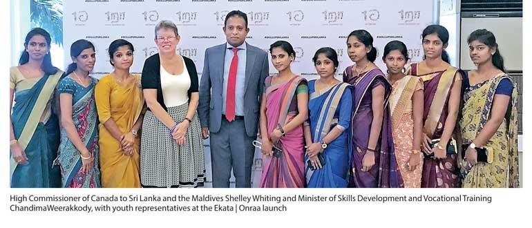 Innovative National Mass Media Campaign Ekata Onraa To Change Sri Lanka S Perceptions Of Skilled Daily Ft