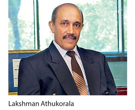 Chartered Accountant Lakshman Athukorala Appointed To Top