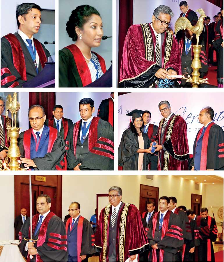 Cim Sri Lanka Celebrates Academic Achievements At 25th Graduation
